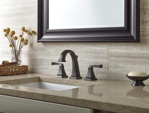 amazing marble countertop sink design and modern faucet.htm delta   dryden    two handle 8  widespread bathroom faucet at menards    delta   dryden    two handle 8