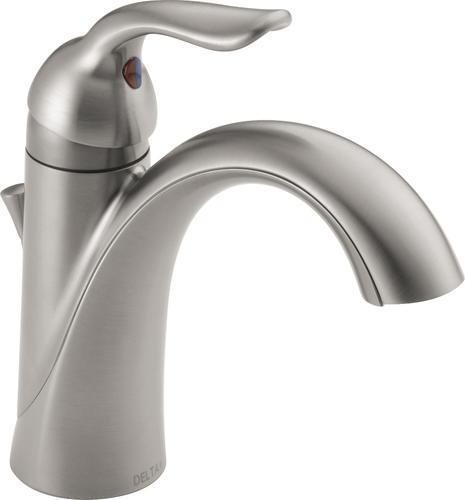 Delta Lahara One Handle 4 Centerset Bathroom Faucet At Menards