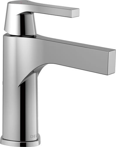 One Handle Bathroom Faucet Less Pop Up