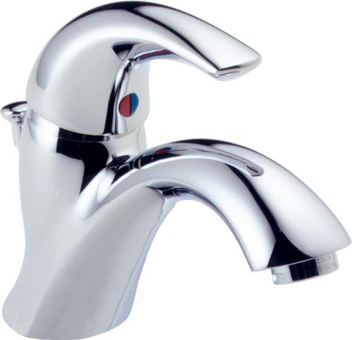 Delta Bathroom Faucets.Delta Classic One Handle Bathroom Faucet At Menards