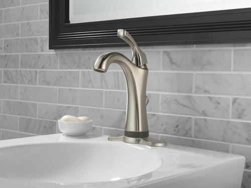 One Handle Bathroom Faucet With Touch