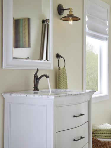Delta 174 Linden One Handle Bathroom Faucet At Menards 174