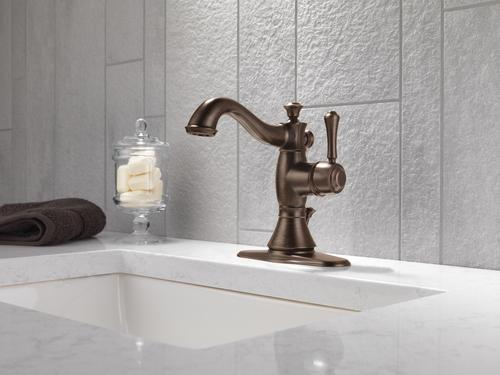Groovy Delta Cassidy One Handle Vessel Bathroom Faucet At Menards Download Free Architecture Designs Oxytwazosbritishbridgeorg