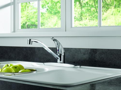 Peerless® Core One-Handle Kitchen Faucet At Menards®