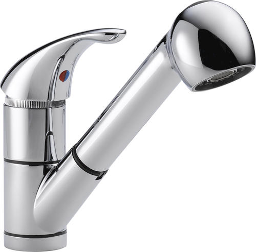 Peerless® Choice One-Handle Pull-Out Kitchen Faucet at Menards®