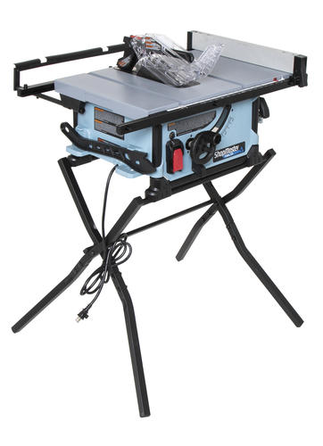 Delta Shopmaster 10 Portable Table Saw With Folding Stand At Menards