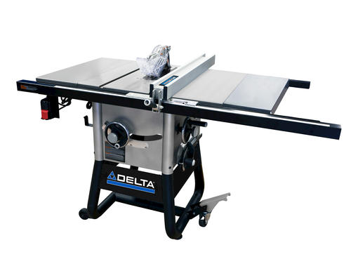 Delta 10 Contractor Table Saw With 30 Right Rip And Cast