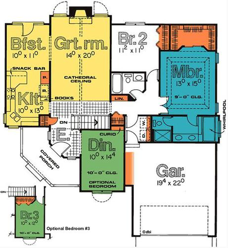 dbi3127 the haley building plans only at menards 174
