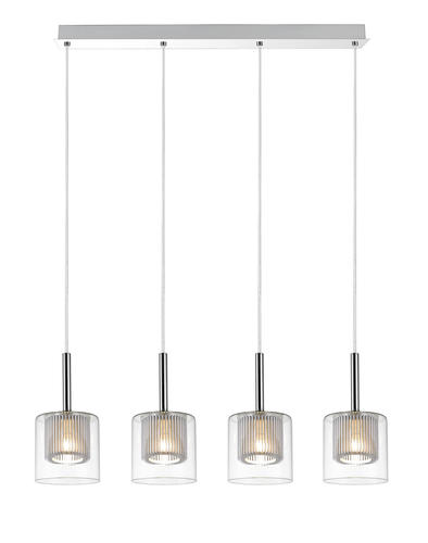 DSI 4-Light Chrome Pendant at Menards®