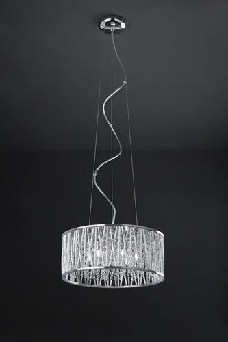& Patriot Lighting® Elegant Home Carolyn 6-Light Pendant Light at Menards®