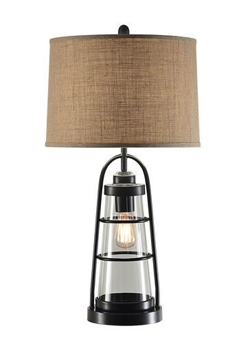 Patriot Lighting Theo 30 1 2 Table Lamp At Menards