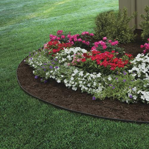 Easyflex No Dig Lawn Edging Kit At Menards