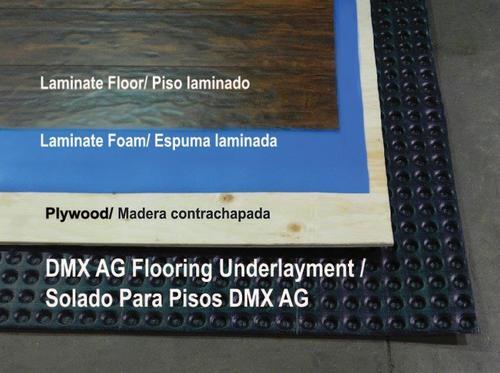 Dmx Air Gap 44 1 2 Quot Flooring Underlayment Kit At Menards 174