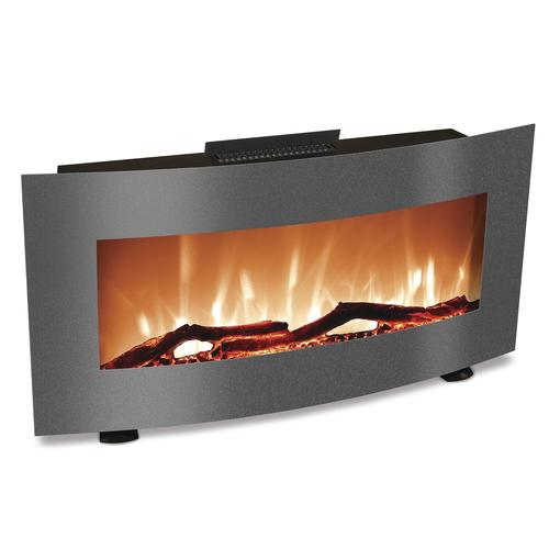 Swell Grand Aspirations 34 Belmont Curved Linear Fireplace In Interior Design Ideas Greaswefileorg