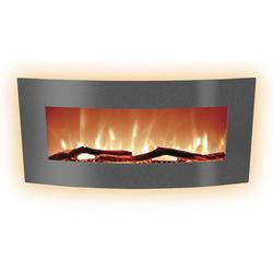 Grand Aspirations 34 Quot Belmont Curved Linear Fireplace In