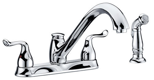 Tuscany® Brooksville™ Two Handle Kitchen Faucet At Menards®