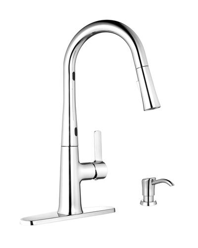 Tuscany Jostle Touchless Sensor One Handle Pull Down