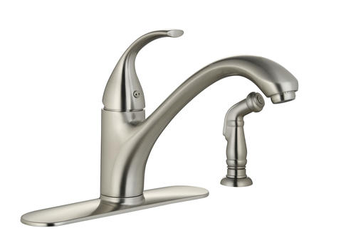 Tuscany® Baden™ One-Handle Kitchen Faucet At Menards®