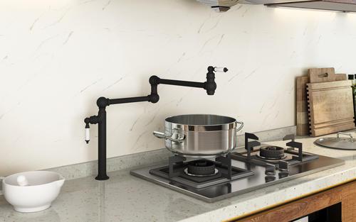 Tuscany Winterset Two Handle Pot Filler Faucet At Menards