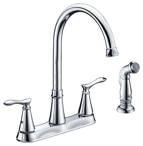 Tuscany® Marianna™ Two Handle Kitchen Faucet At Menards®