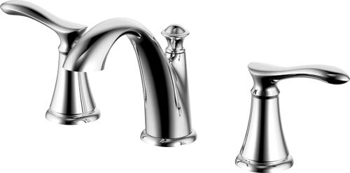 Tuscany Marianna Two Handle Widespread Bathroom Faucet At Menards