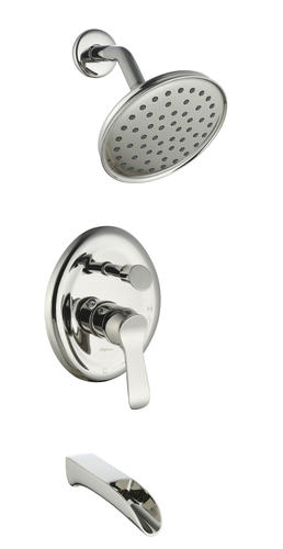Tuscany Tangier Single Handle Single Spray Tub And Shower Faucet