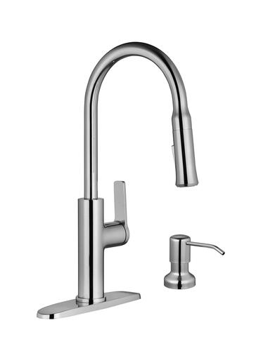 Tuscany® Brittania One-Handle Kitchen Faucet at Menards®