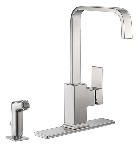 Tuscany® Ginkgo™ One-Handle Kitchen Faucet at Menards®