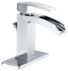 Bathroom Faucets Menards tuscany® free fall™ one-handle bathroom faucet at menards®