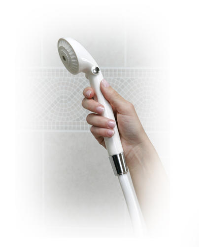 Drive Medical Handheld Shower Head Spray With Diverter Valve At Menards