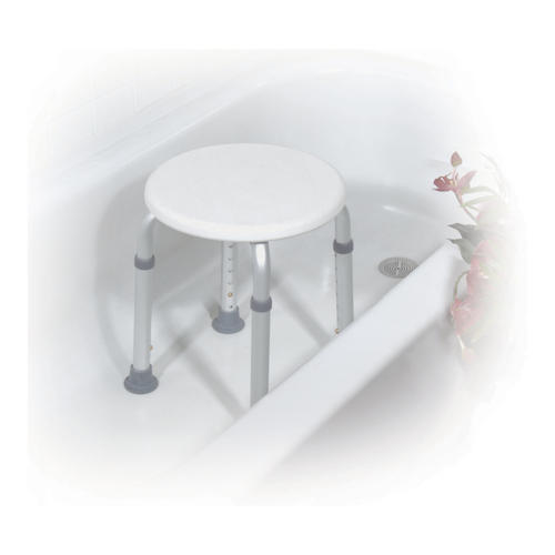 Peachy Drive Medical White Adjustable Height Bath Stool At Menards Onthecornerstone Fun Painted Chair Ideas Images Onthecornerstoneorg