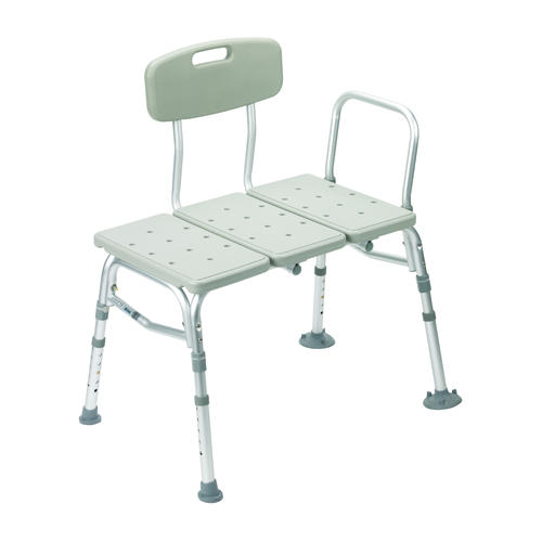 Brilliant Drive Medical 3 Piece Transfer Bench At Menards Ibusinesslaw Wood Chair Design Ideas Ibusinesslaworg