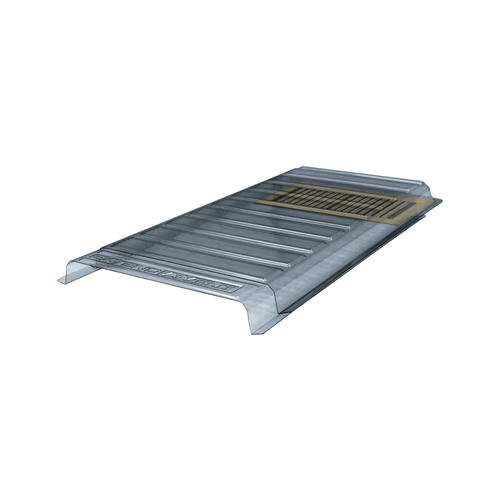 Floor Register Air Deflector
