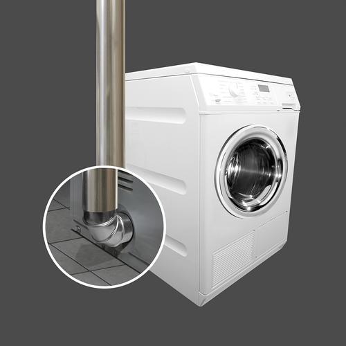"Dundas Jafine 4"" x 5' Aluminum Snap Lock Pipe at Menards®"