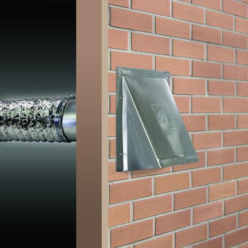 Dundas Jafine Aluminum Wall Vent Hood at Menards®