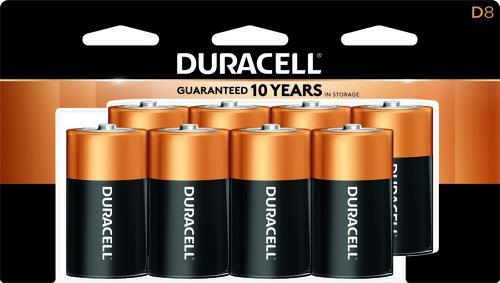 Duracell Coppertop D Alkaline Batteries At Menards