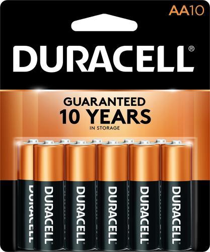 Duracell Coppertop Aa Alkaline Batteries At Menards