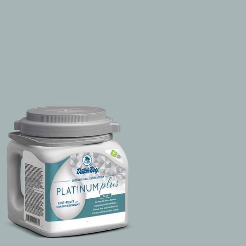 Dutch Boy® Platinum® Plus Interior 100% Acrylic Satin Timber Wolf
