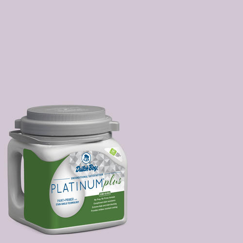 Dutch Boy® Platinum® Plus Interior 100% Acrylic Semi-Gloss Just Bloomed