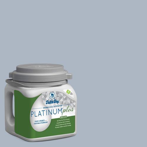 Dutch Boy® Platinum® Plus Interior 100% Acrylic Semi-Gloss Taboo Blue