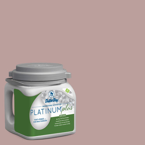 Dutch Boy® Platinum® Plus Interior 100% Acrylic Semi-Gloss Rosey Glow