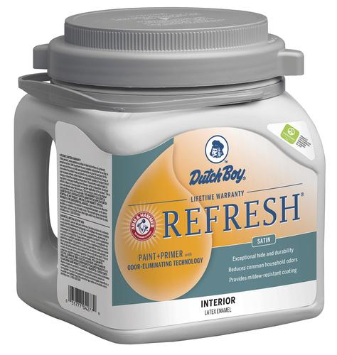 Dutch Boy Refresh Interior Paint Primer With Odor Eliminating Technology Accent