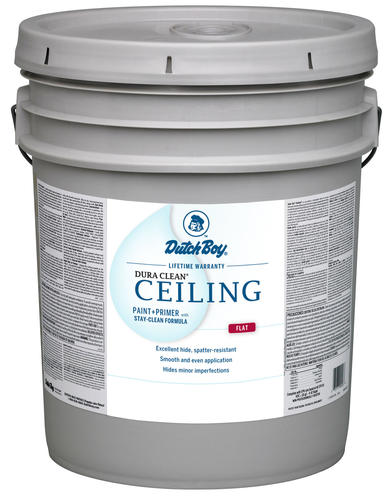 Interior Flat White Latex Ceiling Paint