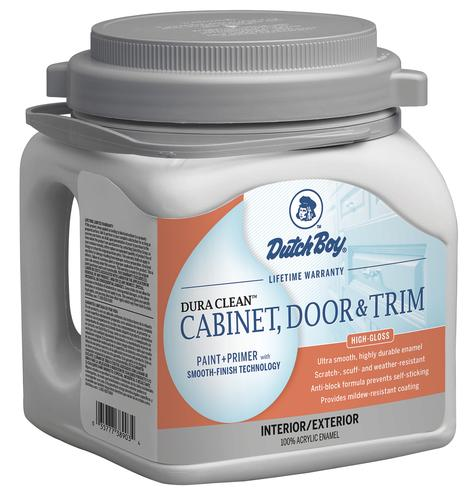 Dutch Boy® Dura Clean® Cabinet, Door & Trim Interior