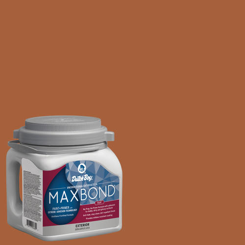 Maxbond Exterior Paint Primer Orange Color Family At Menards
