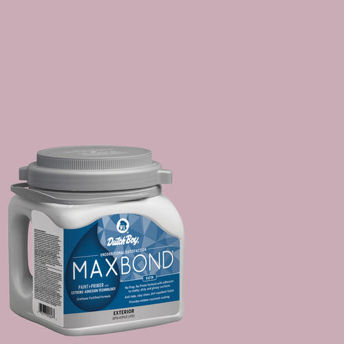 Dutch Boy® Maxbond® Exterior Satin Barely Berry Paint+ Primer - 1 gal.