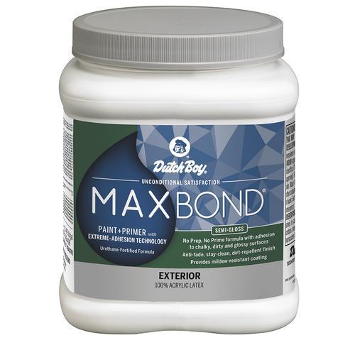 Dutch boy maxbond exterior deep base c 1 qt at menards - Dutch boy maxbond exterior paint ...