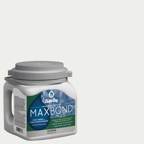 Dutch boy maxbond exterior paint primer white color - Dutch boy maxbond exterior paint ...