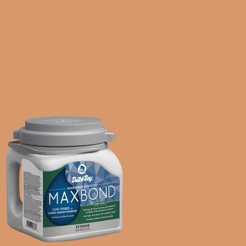 Dutch Boy® Maxbond® Exterior Semi-Gloss Harvested Moon Paint+ Primer - 1 gal.