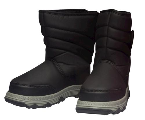 Boy s Black Snow Boots - Assorted at Menards® 857d79d91